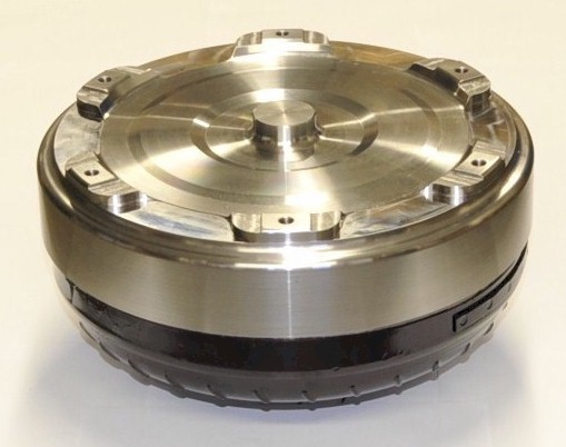 Allison 1000 triple clutch billet torque converter